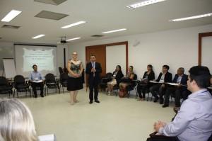 Diretor da Escon, Raimundo Oliveira, destacou a importância do tema para as relações de trabalho