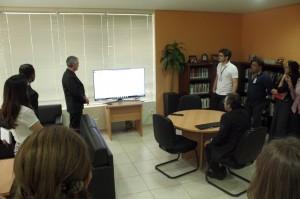 Apresentação do Gedoc e do Minuta Eletrônica, novas soluções tecnológicas do TCE-RO