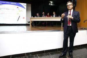 A exposição do TCE-RO sobre Corregedorias integrou o Seminário de Boas Práticas do ENTC