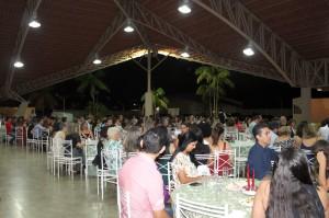 O Clube dos Advogados, em Porto Velho, recebeu o evento de prestação de contas da atual gestão do TCE-RO