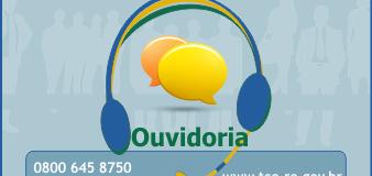 Divulgado balanço de atividades da Ouvidoria do TCE-RO no 4º trimestre/2017