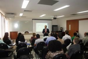 Conselheiro presidente Edilson de Sousa citou benefícios já obtidos pela Corte com a implantação da Gestão de Pessoas por Competências