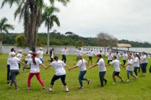 Servidores do Tribunal participaram de atividades ao ar livre