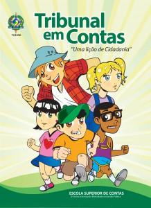 CAPA GIBI - TCE EM CONTAS