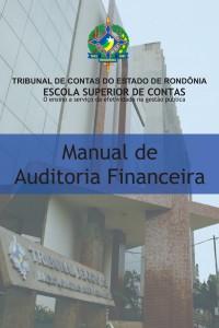 CAPA MANUAL DE AUDITORIA FINACEIRA