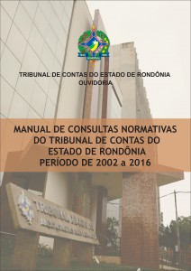 Capa Manual Consulta Normativa