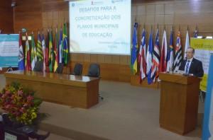 A palestra foi realizada no auditório do TCE-RO