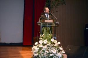 A conferência do conselheiro Pascoal teve como foco o programa QATC e a criação do Conselho Nacional dos Tribunais de Contas