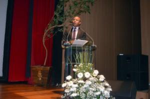 O conselheiro Wilber fez uma retomada histórica do constitucionalismo, envolvendo ainda os TCs