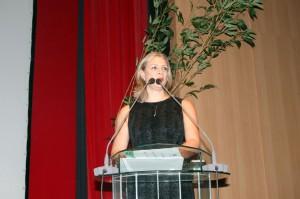 A solidariedade sustentável foi conceituada pela professora Denise Garcia durante sua conferência