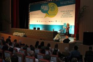 A advogada e jurista Fernanda Marinela proferiu a conferência magna de abertura