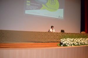 Professora Maria Sylvia, de volta ao Fórum de Direito, abordou a Lei de Processo Administrativo