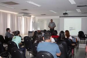O procurador Fábio de Sousa falou sobre a Procurador-Geral do Estado que atua junto ao TCE