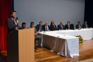 O foco na vocação econômica dos municípios foi lembrado pelo procurador-geral do MPC, Adilson Moreira, ao falar do Profaz