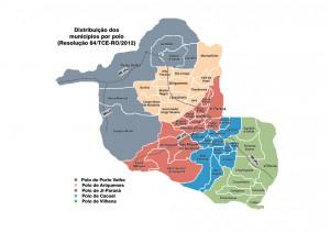 """Pela primeira vez, foram realizadas auditorias """"in loco"""" em todos os 52 municípios sob a jurisdição do TCE-RO"""