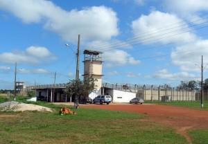 A penitenciária de Nova Mamoré, uma das 15 unidades visitadas pelos auditores do TCE-RO