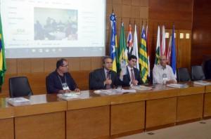 O presidente Edilson de Sousa falou também sobre as publicações disponibilizadas pelo TCE-RO