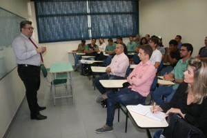 Metodologia de Planejamento foi enfocada pelo instrutor Massud Badra