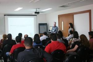 O secretário Marcelo Rech também abordou a relevância do Projeto de Automação