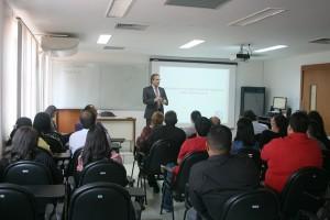 O conselheiro presidente Edilson de Sousa ressaltou a modernização da estrutura administrativa do TCE