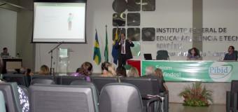 Informações levantadas pelo TCE na Educação de RO são destacadas em evento no Ifro