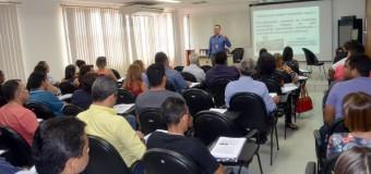Patrimônio público é tema de capacitação realizada pela Escon/TCE para servidores estaduais e municipais