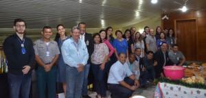 Café Entre Nós: ASI recepcionou a Segesp