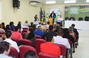 O deputado estadual Laerte Gomes ressaltou a iniciativa do TCE e órgãos parceiros, entre eles, a Assembleia, de possibilitar esse auxílio aos municípios