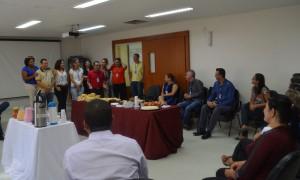 Café Entre Nós: Escon recebeu a Setic