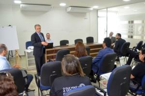 O conselheiro Edilson de Sousa citou meios disponibilizados pelo TCE para auxiliar na fiscalização dos gastos públicos