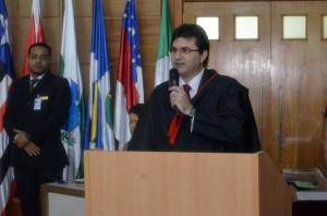 O atual procurador-geral Adilson Moreira citou os avanços colhidos em seu quadriênio à frente do MPC rondoniense