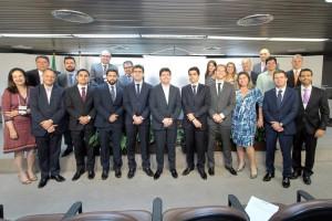 Procuradores-Gerais de Contas do Brasil no Encontro Nacional no Paraná