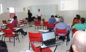 GP sobre Cosip, com os instrutores Reginilde e Josmar