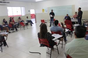 Nota Fiscal eletrônica é abordada em GT com os instrutores Nicandro, Iemeton e Duran