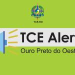TCE-RO expede termo de alerta ao município de Ouro Preto do Oeste