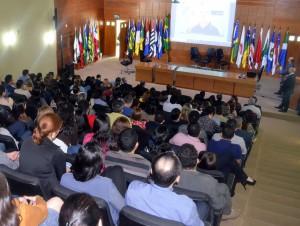 Os servidores dos TCs de Tocantins e Roraima, Francisco de Assis  e Sormany Brilhante, repassaram a experiência daquelas instituições no uso do sistema