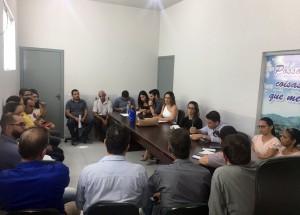 Visita técnica do MPC aos jurisdicionados de Governador Jorge Teixeira