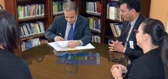 TCE e CRC-RO firmam acordo de cooperação para ações de integração, capacitação e aperfeiçoamento