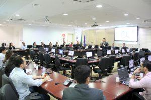 Em Salvador, o curso foi ministrado pelo conselheiro-substituto Omar Dias nos dias 23 e 24/8