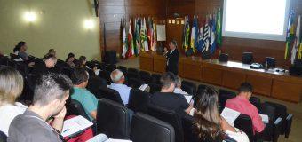 Servidores participam de capacitação realizada pela Escon/TCE-RO sobre patrimônio público
