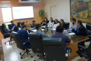 Representantes do TCE-RO e do TCU debateram formas de melhorar o controle de políticas públicas na área de educação