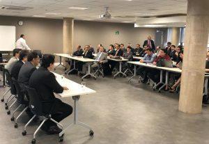 Durante os debates, os participantes buscam um consenso em torno da padronização dos procedimentos de fiscalização e contabilidade de Estados e municípios