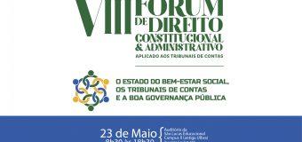 TCE-RO realiza VIII Fórum de Direito no auditório do campus II da Faculdade São Lucas (antiga Ulbra)