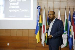 O conselheiro Wilber Coimbra ministrará palestra no evento da Fimca